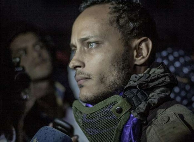 Portal 180 - Murió el piloto rebelde venezolano Óscar Pérez en operación de captura