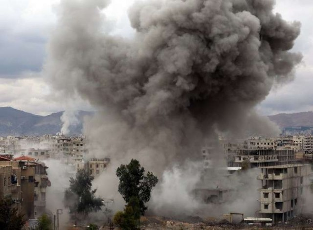 Portal 180 - La ONU reclama un alto al fuego humanitario en Siria