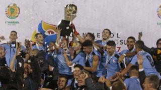 Las figuras de Uruguay en el Sudamericano Sub20 - Diego Muñoz - 1 - DelSol 99.5 FM