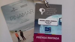 20° Festival de Cine de Punta del Este - Miguel Angel Dobrich - 1 - DelSol 99.5 FM