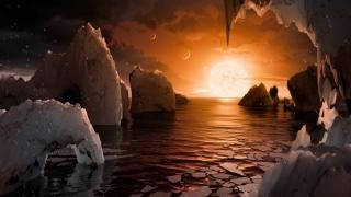 """Tres de los nuevos siete planetas están en """"zona de habitabilidad"""" - Entrevistas - 1 - DelSol 99.5 FM"""