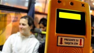 Los incómodos 33 pesos del boleto - Columna de Darwin - 1 - DelSol 99.5 FM