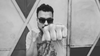 La canción de Santi Mostaffa en la película Logan - Miguel Angel Dobrich - 1 - DelSol 99.5 FM
