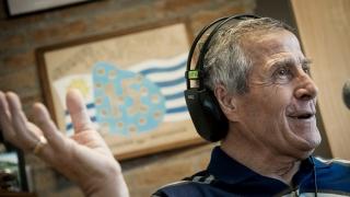 Uruguay-Inglaterra, el ejemplo del fútbol que quiere Tabárez - Entrevistas - 1 - DelSol 99.5 FM