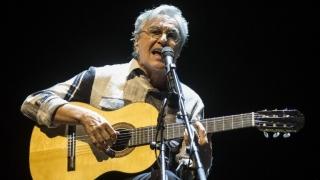 Caetano Veloso en Montevideo - Denise Mota - 1 - DelSol 99.5 FM