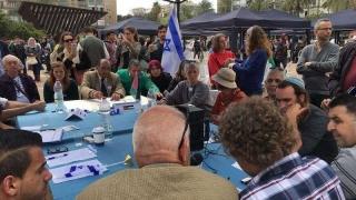 Cumbre popular entre ciudadanos israelíes y palestinos - Colaboradores del Exterior - DelSol 99.5 FM