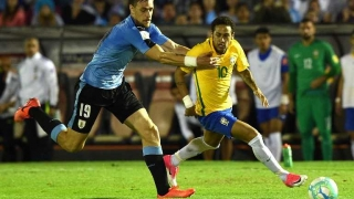 Uruguay 1 - 4 Brasil - Replay - 5 - DelSol 99.5 FM