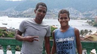 Entrevista a Cafú Barbosa - Entrevistas - 7 - DelSol 99.5 FM