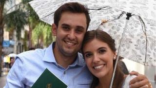 El casamiento de Gonzalo Ronchi - Audios - 7 - DelSol 99.5 FM