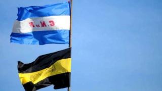 Las banderas y la vuelta de Huracán Buceo - Deporgol - 3 - DelSol 99.5 FM