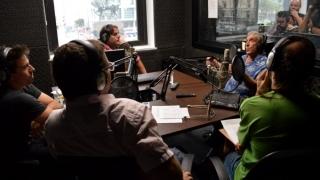 """Nunca cobré sueldo en Canal 12"" - Audios - 3 - DelSol 99.5 FM"