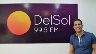 El Tío junto a Diego Ramos - Tio Aldo - 3 - DelSol 99.5 FM