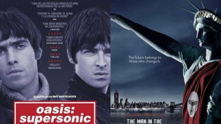 Oasis: Supersonic & High Castle - Miguel Angel Dobrich - 1 - DelSol 99.5 FM