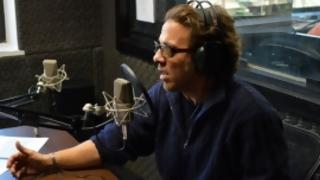 """""""Ulivi me explicó que mi voz natural era el grito"""" - Audios - 2 - DelSol 99.5 FM"""
