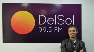 Benja Rojas, el teatro y su disco - Entretiempo - 6 - DelSol 99.5 FM