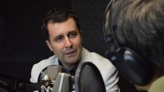 El director de la Sinfónica abajo del podio - Entrevistas - 1 - DelSol 99.5 FM