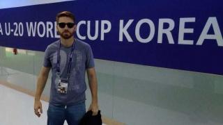 Daniel Alonzo desde Corea - Entrevistas - 7 - DelSol 99.5 FM