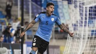 El gol de Uruguay relatado por Darwin - Darwin - Columna Deportiva - 1 - DelSol 99.5 FM