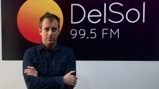 "Diego ""Chirola"" Martino - Audios - 4 - DelSol 99.5 FM"