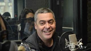 """""""Pinocho"""" Routin festeja 35 años de carrera - Hoy nos dice ... - 2 - DelSol 99.5 FM"""