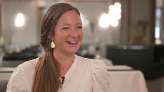 Cecilia Bonino entrevista: Cindy Kleist - Mujeres emprendedoras - 8 - DelSol 99.5 FM