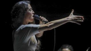 Entrevista a Silvia Pérez Cruz - Miguel Angel Dobrich - 1 - DelSol 99.5 FM