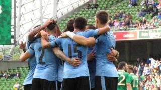 Irlanda 3 - 1 Uruguay - Replay - 5 - DelSol 99.5 FM