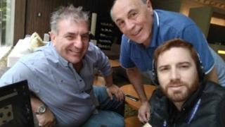 Alonzo y Karslian desde Corea - Entrevistas - 7 - DelSol 99.5 FM