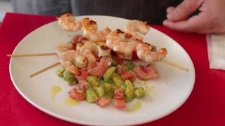 En la cocina de Martín Schwedt: langostinos al sartén - Gourmet - 8 - DelSol 99.5 FM
