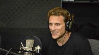 """Diego Forlán: """"Me gustaría cumplir los 20 años de carrera"""" - El invitado - 3 - DelSol 99.5 FM"""