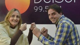 Un difícil mano a mano - La batalla de los DJ - 3 - DelSol 99.5 FM