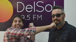 Otra vez se ven las caras - La batalla de los DJ - 3 - DelSol 99.5 FM