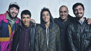 Recital de Senda 7 en Locos por el Fútbol - Entrevistas - 7 - DelSol 99.5 FM