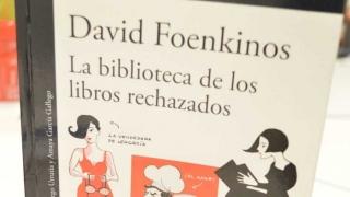La biblioteca de los libros rechazados  - Cacho de cultura - DelSol 99.5 FM