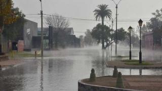 Inundaciones en Paysandú: madres y niños en albergue aparte - Entrevistas - 1 - DelSol 99.5 FM