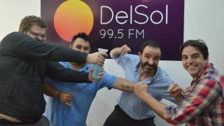 Y ahora, ¿qué pasa? - La batalla de los DJ - 3 - DelSol 99.5 FM