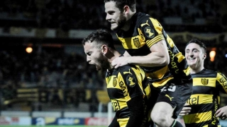 Peñarol 4 - 1 Plaza Colonia - Replay - 5 - DelSol 99.5 FM