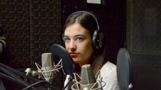 Lucía Cánepa en Aldo Contigo - Tio Aldo - 3 - DelSol 99.5 FM