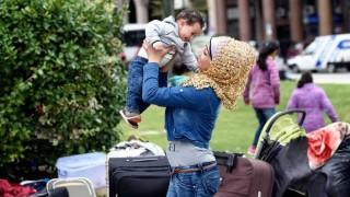 Los refugiados más allá de los sirios - Entrevistas - 1 - DelSol 99.5 FM