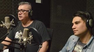 Bestia Zen - Arriba los que escuchan - DelSol 99.5 FM