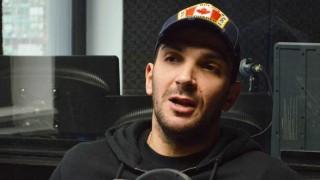 """Esteban Batista: """"Confío en el proceso de Signorelli"""" - Charlemos de vos - 6 - DelSol 99.5 FM"""