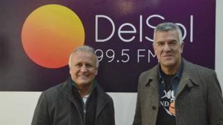 Dady Brieva y Miguel Del Sel en Aldo Contigo  - Tio Aldo - 3 - DelSol 99.5 FM