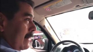 Darwin manejando con Maduro - Columna de Darwin - 1 - DelSol 99.5 FM