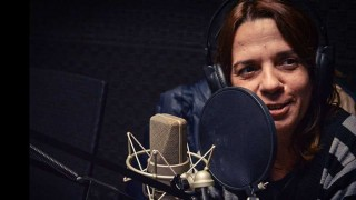 Gabriela Martínez, bajista de Las Pelotas - Audios - 4 - DelSol 99.5 FM