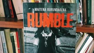 """""""Rumble"""", la primera novela de Maitena - Cacho de cultura - DelSol 99.5 FM"""