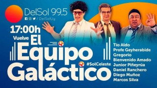 La previa de Uruguay - Argentina con el Equipo Galáctico  - Especiales - DelSol 99.5 FM