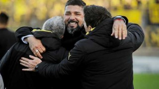 """""""En el segundo tiempo el único equipo en la cancha fue Peñarol"""" - Entrevistas - 5 - DelSol 99.5 FM"""