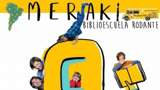 Un viaje continental para fomentar la lectura infantil - Historias Máximas - 2 - DelSol 99.5 FM