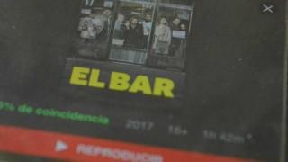 """""""El bar"""", nueva película española en Netflix  - Cacho de cultura - DelSol 99.5 FM"""