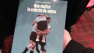 Que vuelva la celeste de antes, el libro de Sebastián Chittadini - Audios - 6 - DelSol 99.5 FM